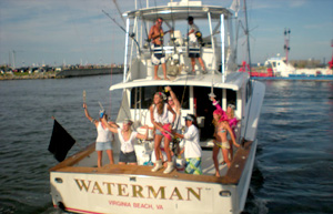 16th annual wine women fishing ladies only charity billfish